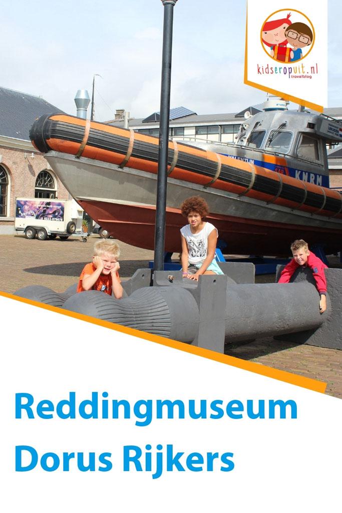 Wauw, wat is Reddingmuseum Dorus Rijkers leuk!