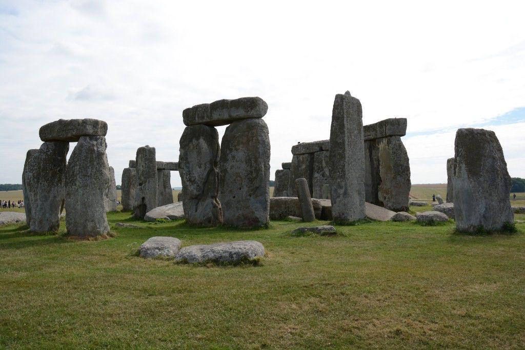 Stonehenge met kinderen