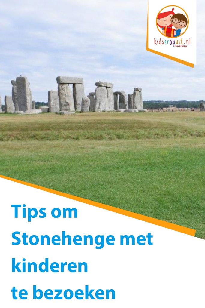 Tips voor een bezoek aan Stonehenge met kinderen