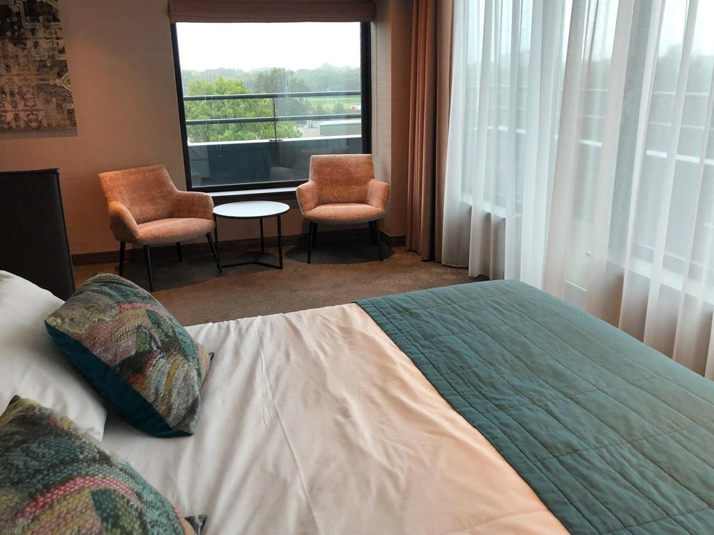 Het grote bed