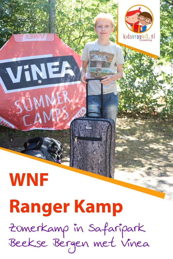 Onze ervaring met het WNF Ranger Zomerkamp in de Beekse Bergen.