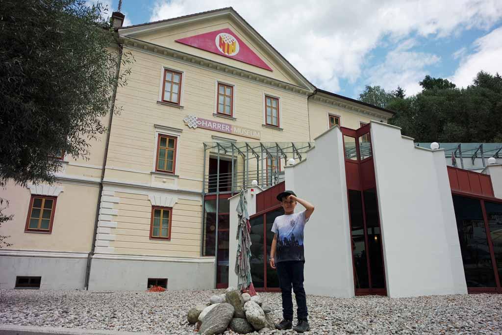 Het enige echte Heinrich Harrer museum