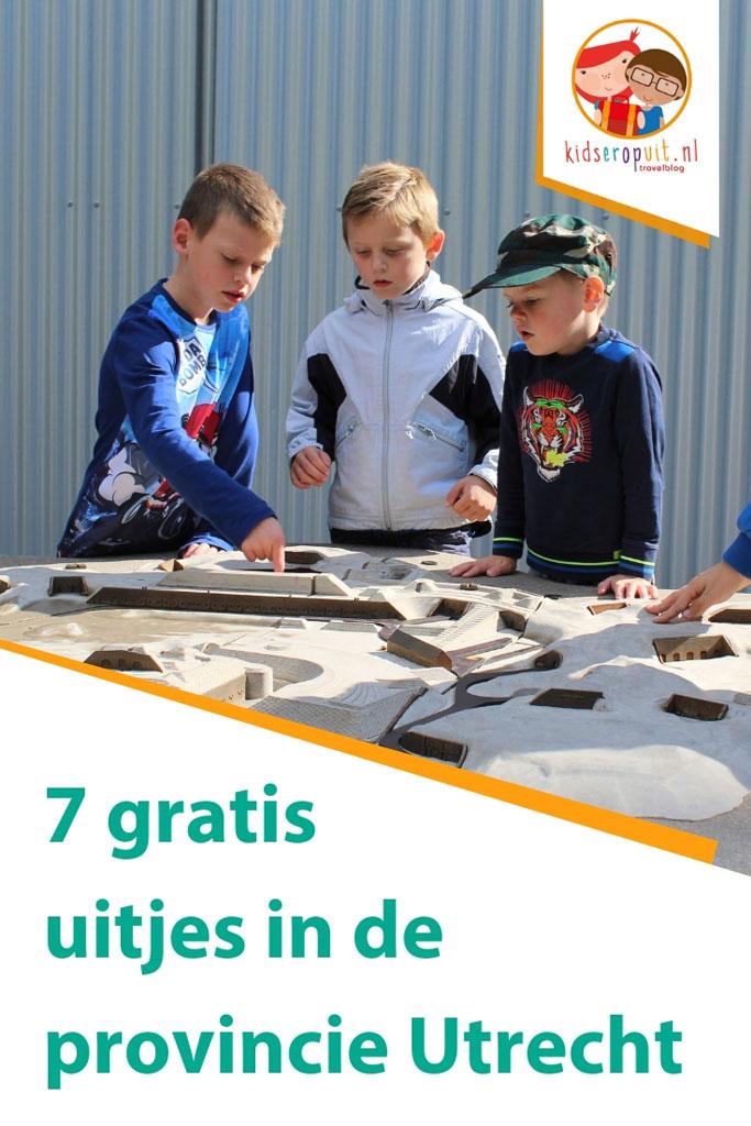 7 tips voor gratis uitjes in de provincie Utrecht.