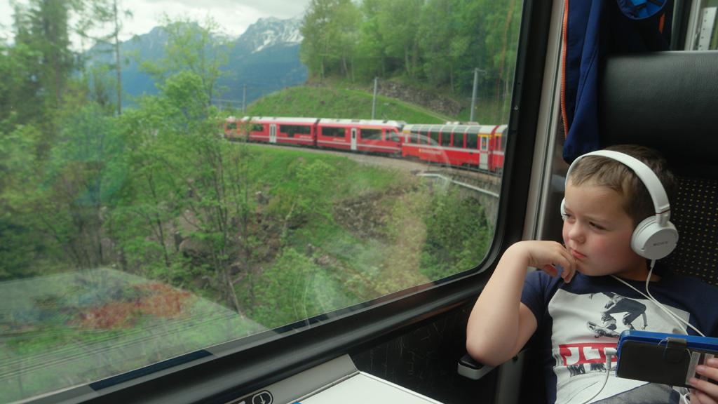 Deze vakantie vergeten we nooit meer. Wat is Interrailen met het gezin een toffe ervaring!