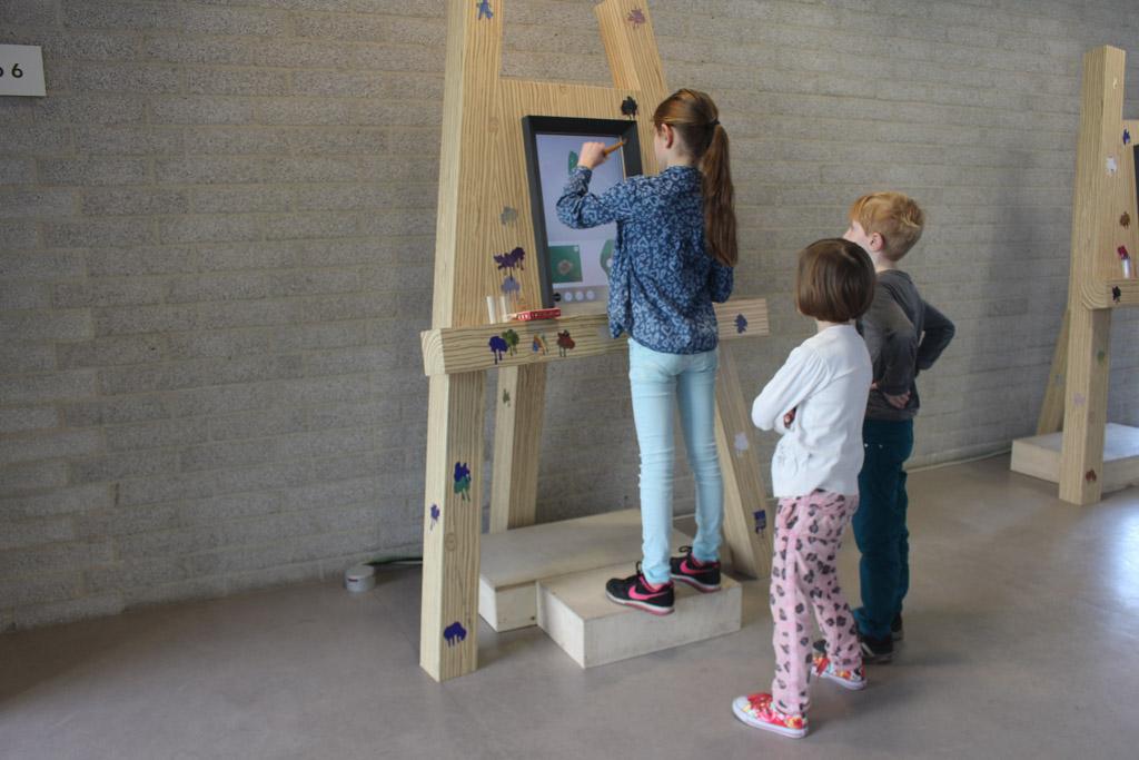 Kunst beleef je in het Kroller Muller