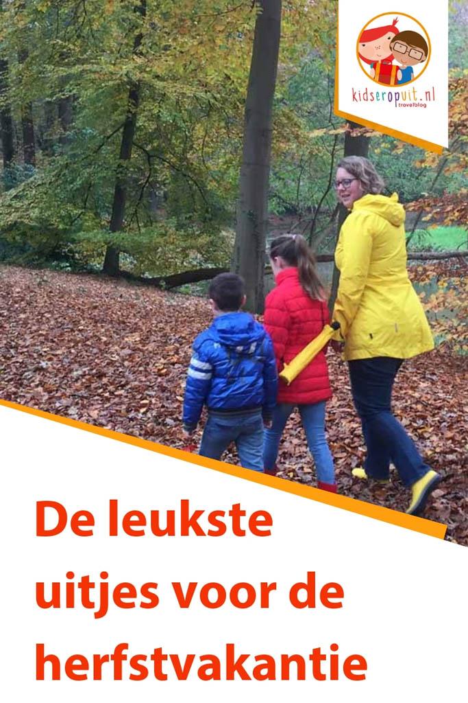 GRATIS e-book: 100 uitjes in de herfstvakantie