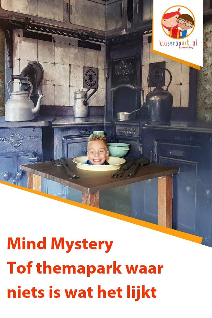 Mind Mystery in Horst, lees nu onze ervaring met dit toffe themapark.