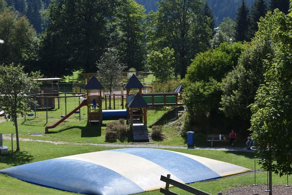 Een grote speeltuin in Salvenaland
