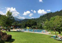 Wat een heerlijk zwembad bij Salvenaland