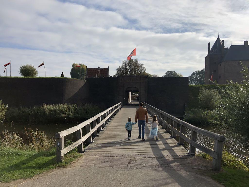 Welkom op het riddertoernooi van Slot Loevestein.