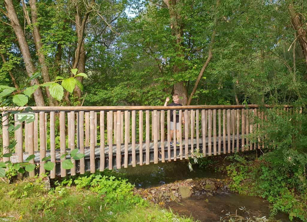 Sojka Resort ligt in een prachtig groene omgeving
