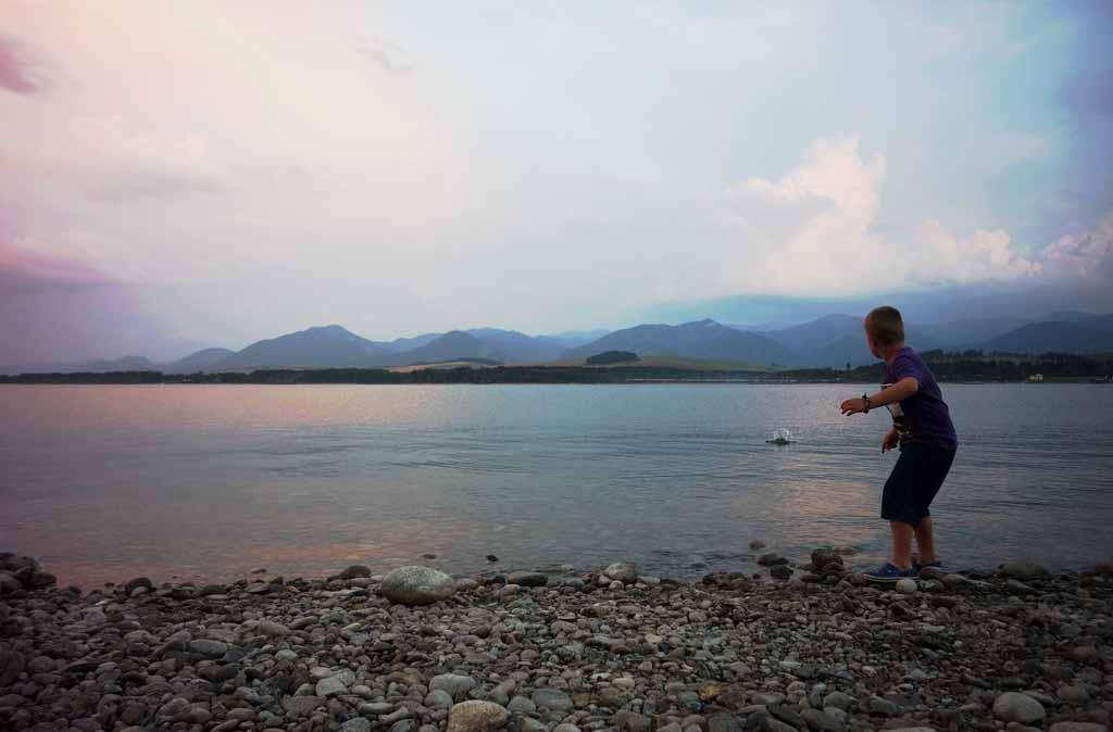 Sojka Resort ligt vlak bij het prachtige Liptov meer