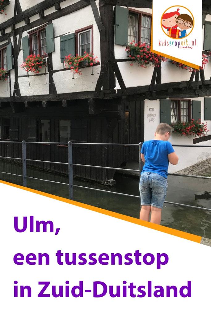 Ulm, de ideale tussenstop in Zuid-Duitsland