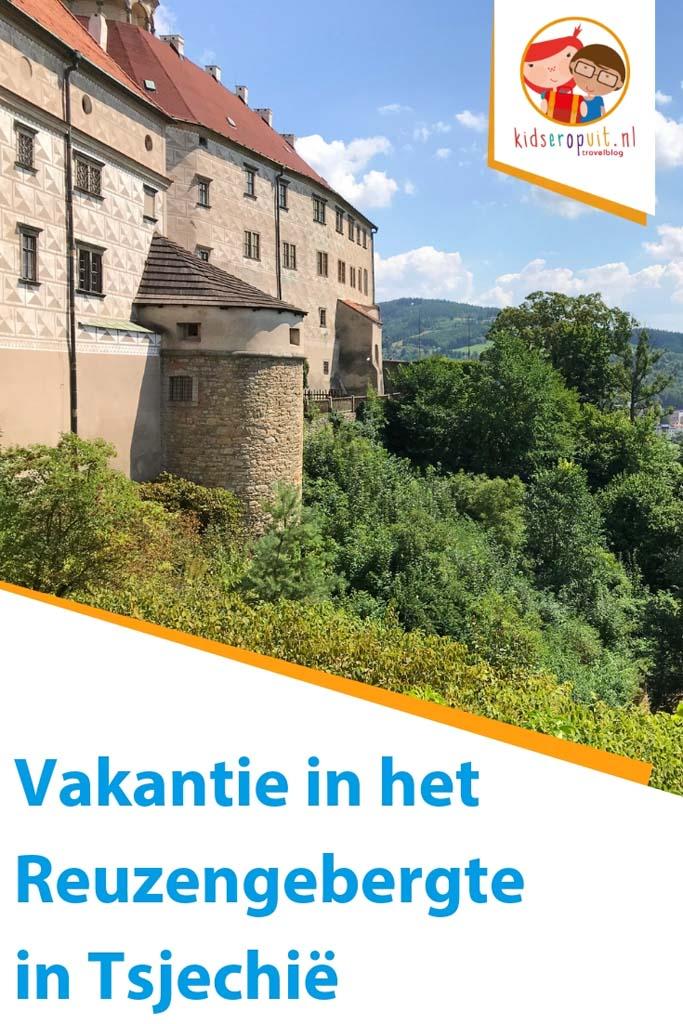 Vakantie in het Reuzengebergte in Tsjechië
