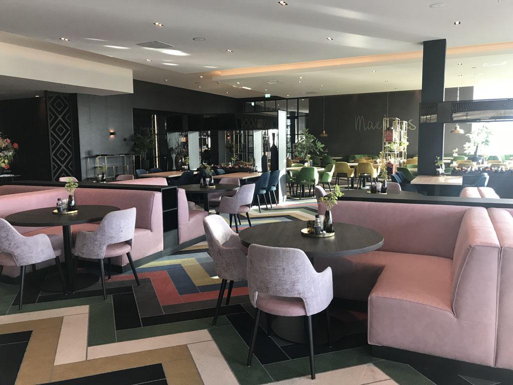 hotel van der valk Leeuwarden restaurant