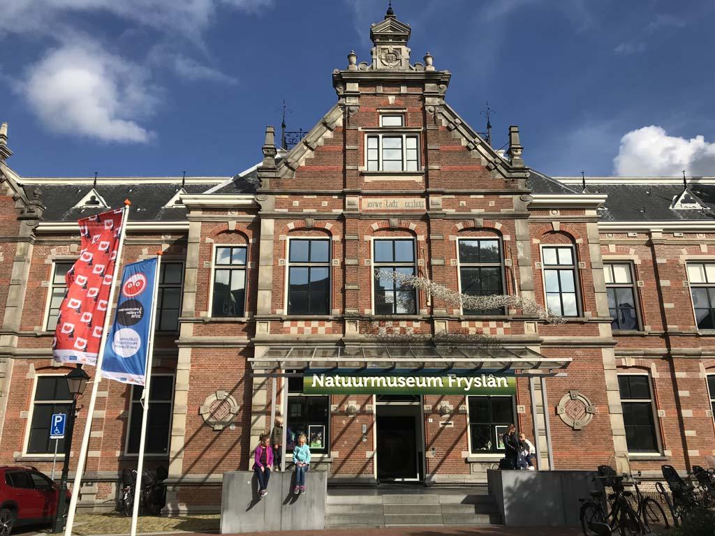 van der valk hotel Leeuwarden natuurmuseum Friesland