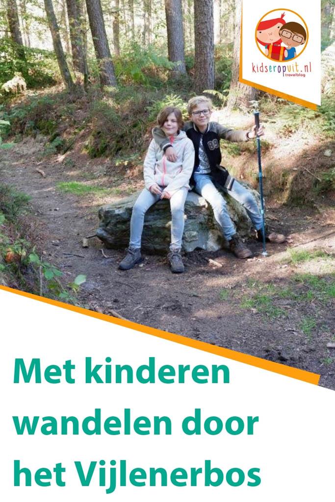 Wandelroute Vijlenerbos in Zuid-Limburg