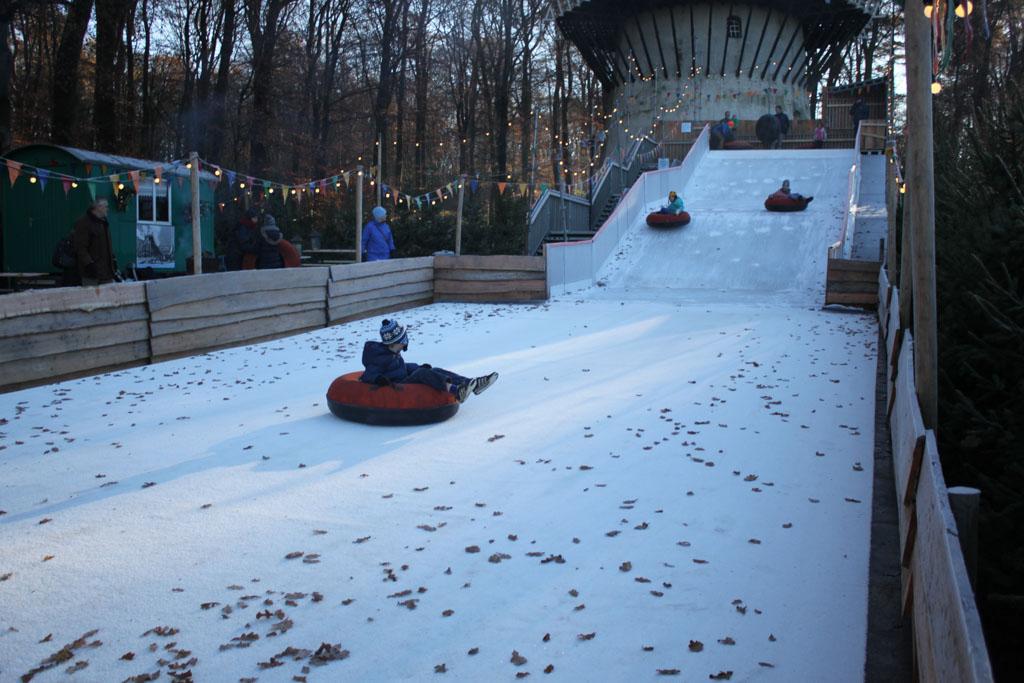 Winter in het Openluchtmuseum