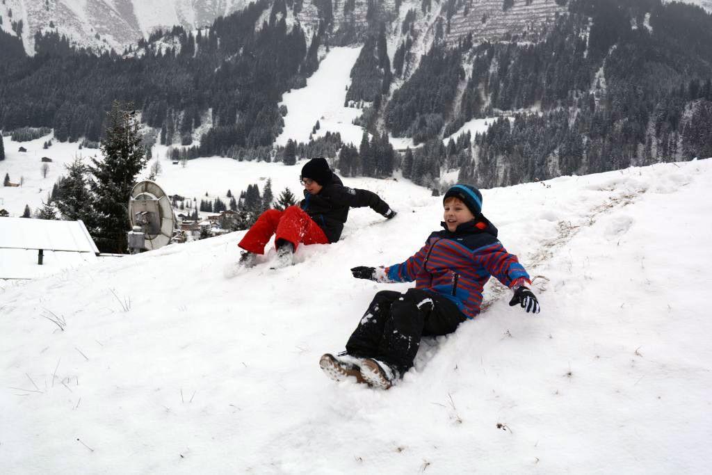 Kindvriendelijke skigebied Oostenrijk