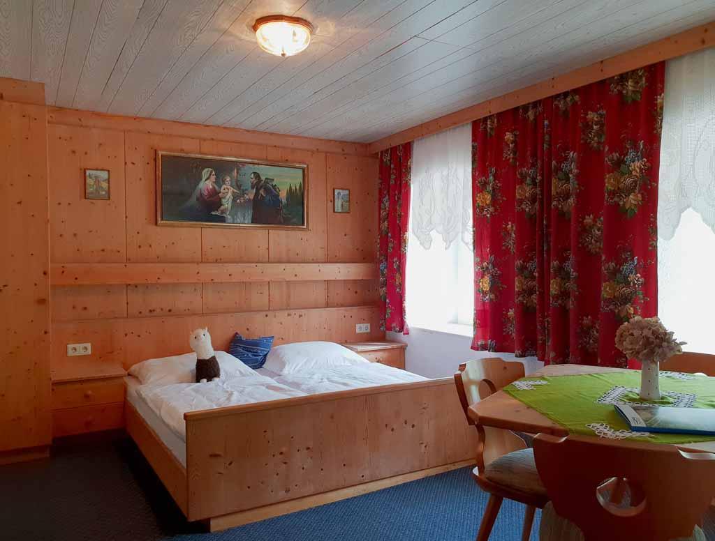 Een ruime slaapkamer voor de kinderen