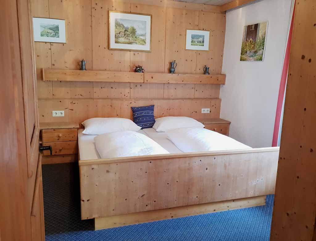 Nette slaapkamer voor de ouders