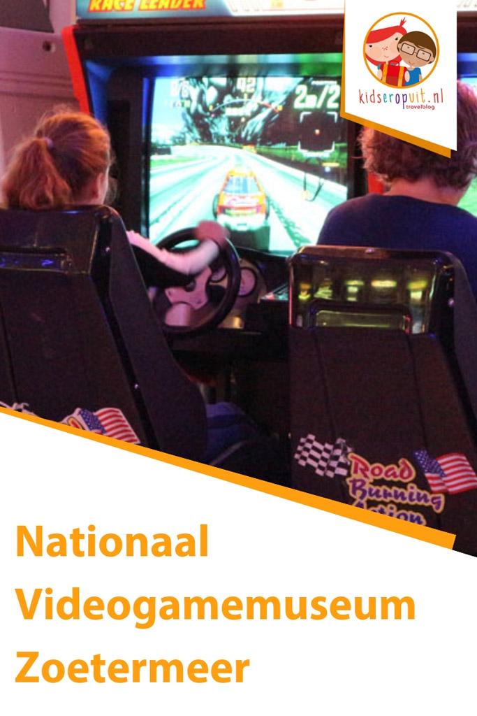 Onze ervaring met het Nationaal Videogamemuseum Zoetermeer.