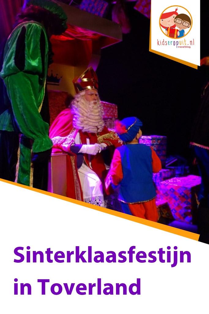 Sinterklaasfestijn in Toverland.