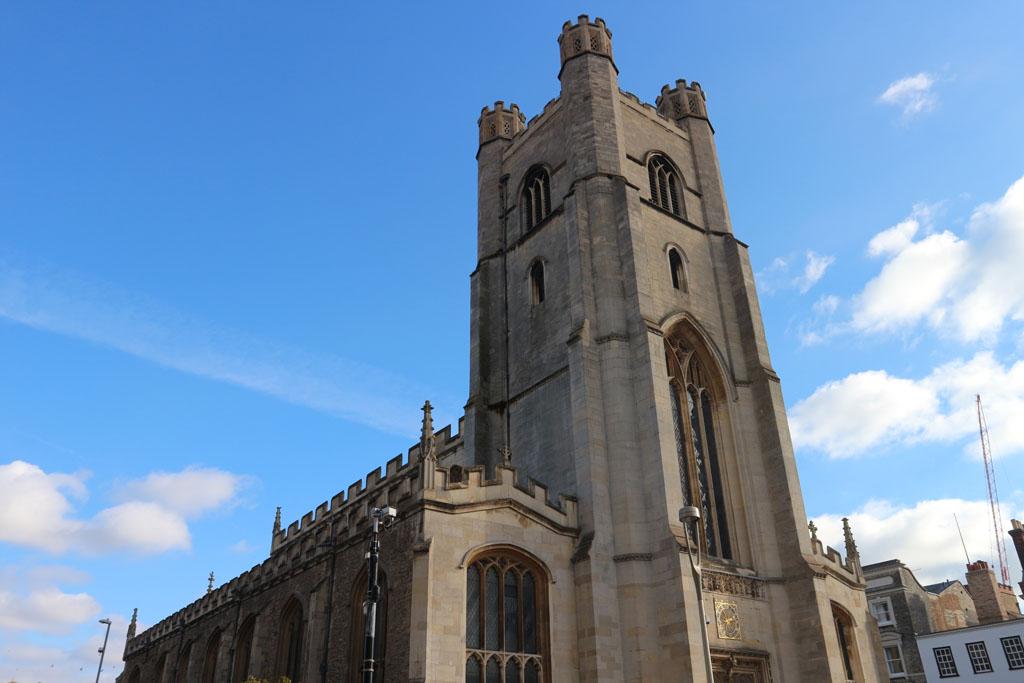 St. Mary's Church.