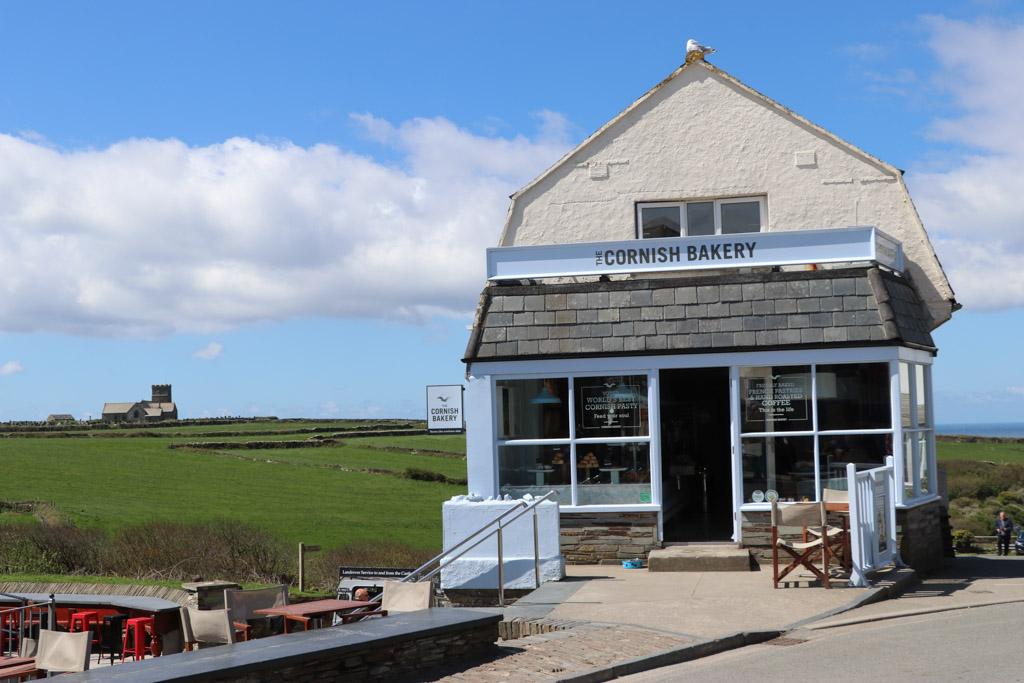 Hier haal je de lekkerste pasteitjes van Cornwall.
