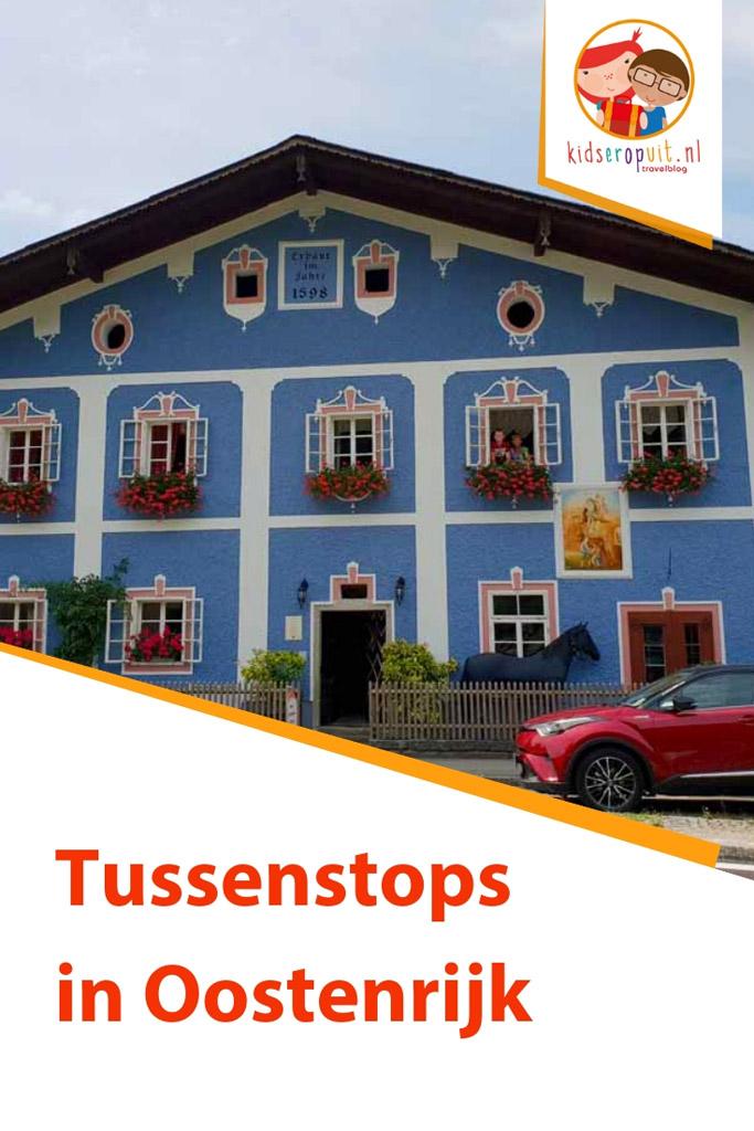 De leukste hotels voor een tussenstop in Oostenrijk