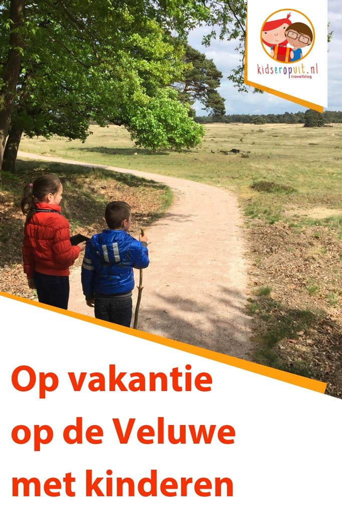 Alle tips voor een top vakantie op de Veluwe met kinderen.