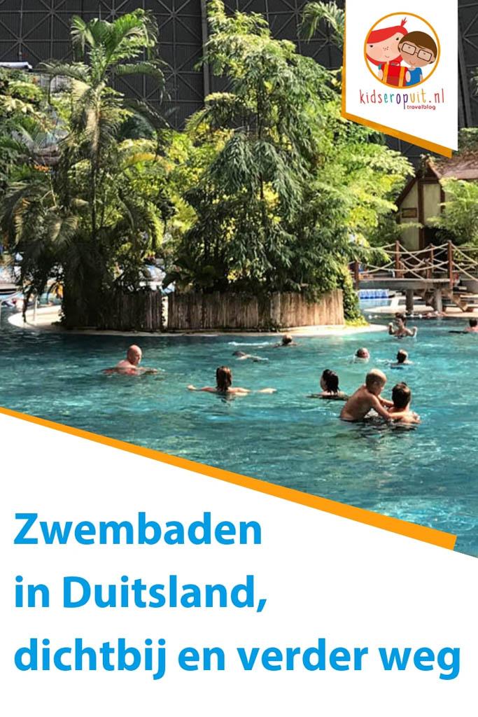 Tips voor zwembaden in Duitsland, dichtbij en verder weg.