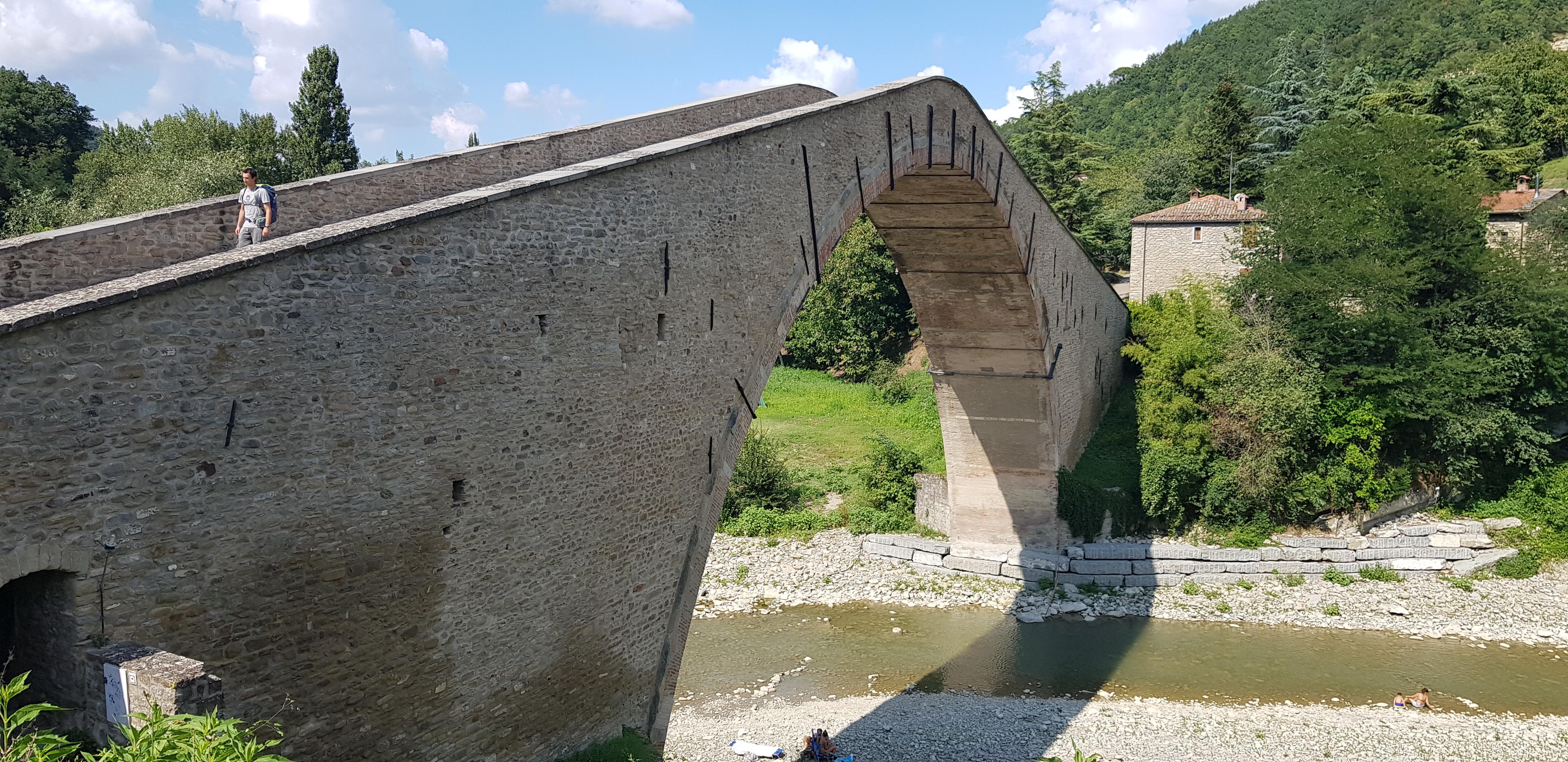 Cultuurhistorisch erfgoed in Castel del Rio.
