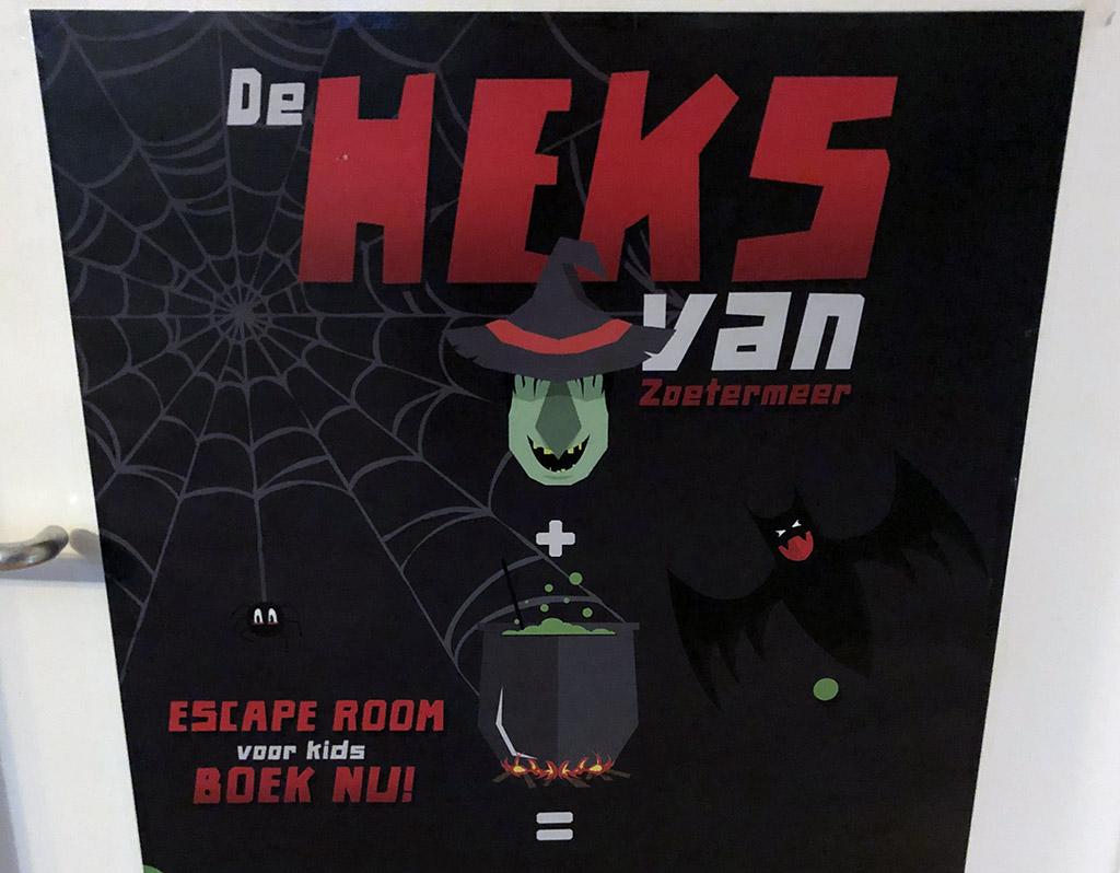 Zouden we de heks van Zoetermeer vrij krijgen?