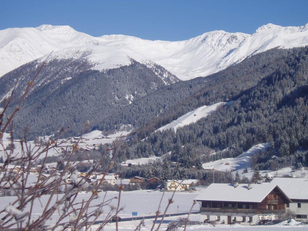 Een wintervakantie bij de boer in Zuid-Tirol.