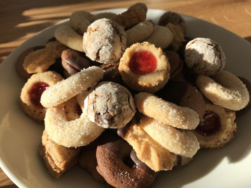 Ook lekker: Zuid-Tiroler koekjes.