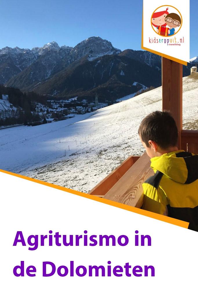 Onze ervaring met de Altmessnerhof in de Dolomieten.