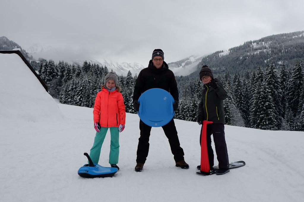 Het KEOU-testteam afdeling Oostenrijk is er klaar voor!
