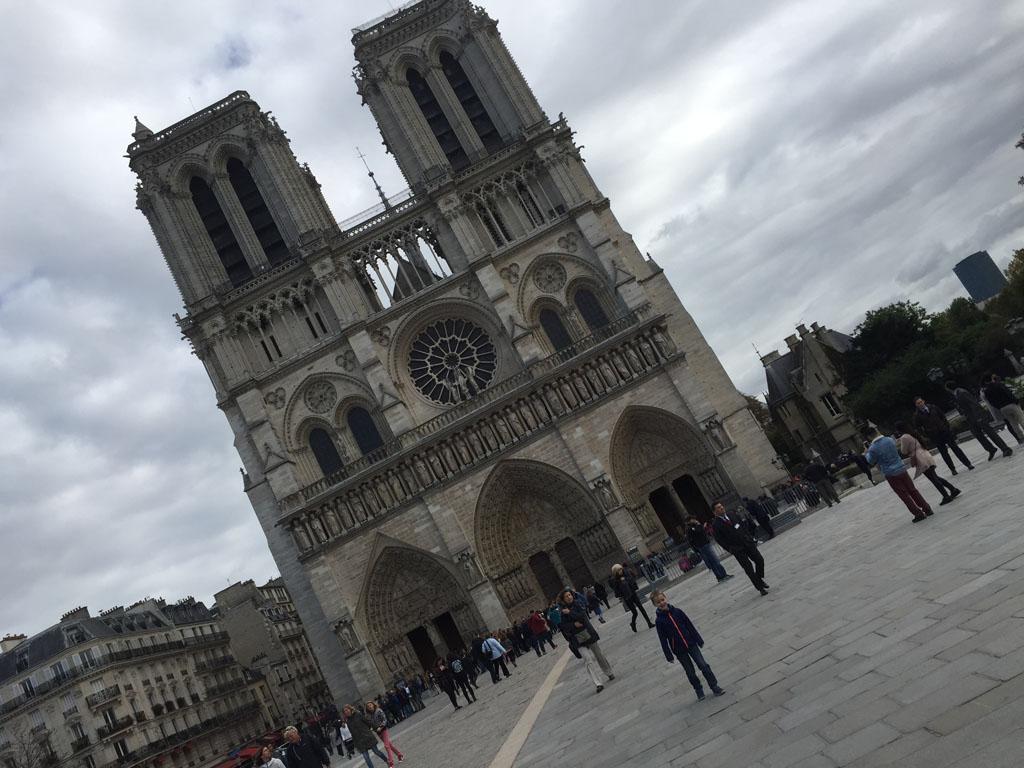De Notre Dame.