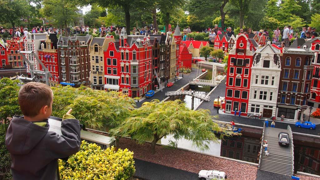 Een verlenging in Billund om Legoland te bezoeken is een goed idee