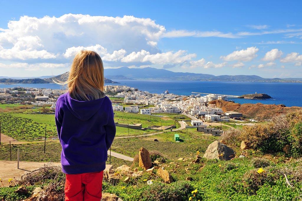 Wat is het genieten tijdens het eilandhoppen in Griekenland.
