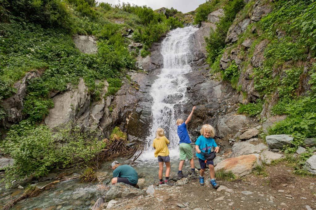 Noorwegen is erg geschikt om met kinderen heen te gaan. Ongeacht de leeftijd.