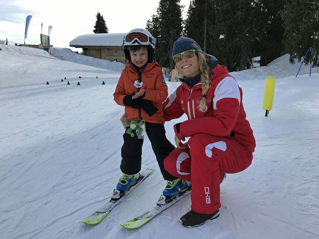 Alle skischolen in de Wilder Kaiser hebben Nederlandse skileraren.