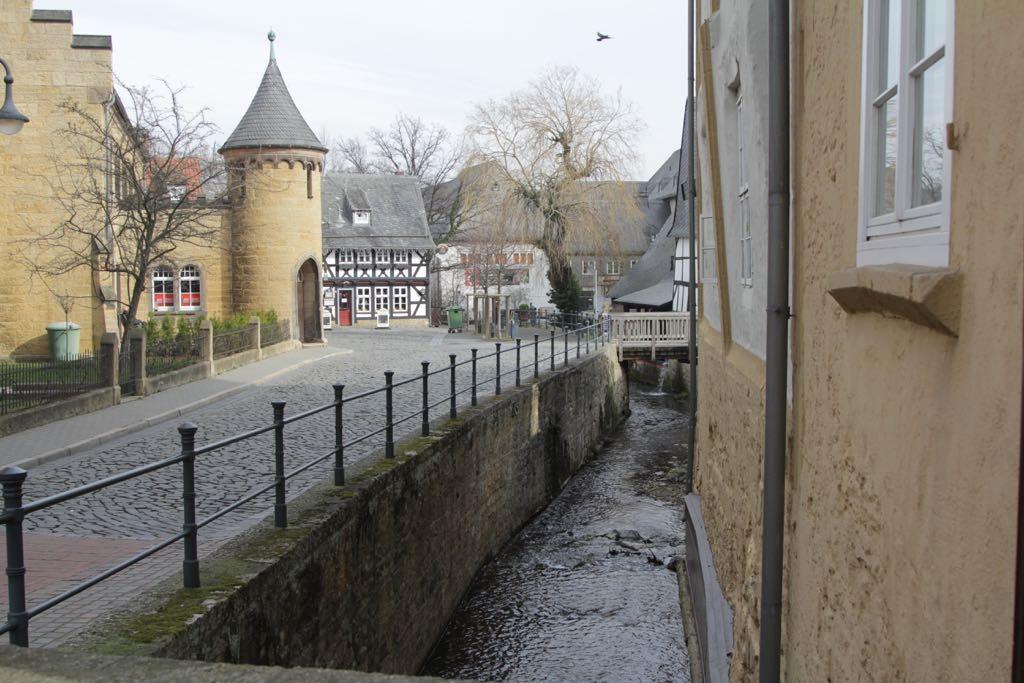 Werelderfgoedstad Goslar leent zich voor een heerlijke stadswandeling.