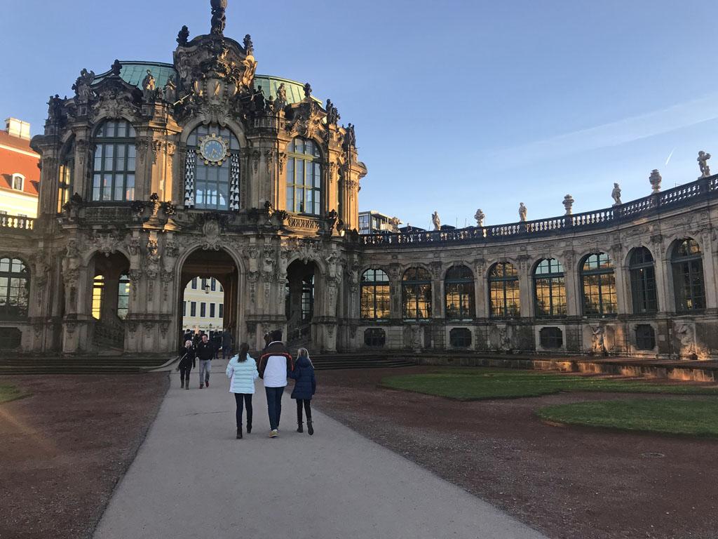 Dresden is een leuke tussenstop in Duitsland.