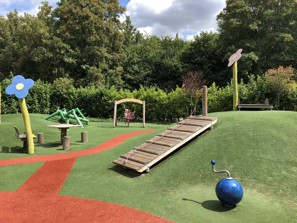 Minipark, voor de allerkleinsten