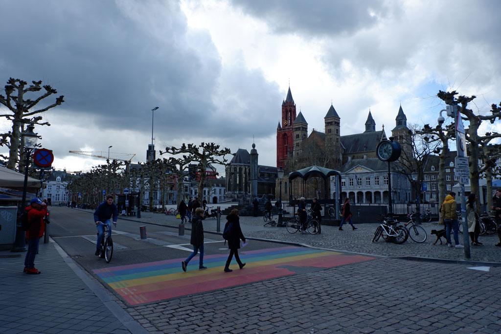 Vrijthof van Maastricht