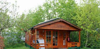Slapen-in-een-Trekkershut-2 Voor de Trekkershut op Thyencamp heb je wel een Natuurkampeerkaart nodig