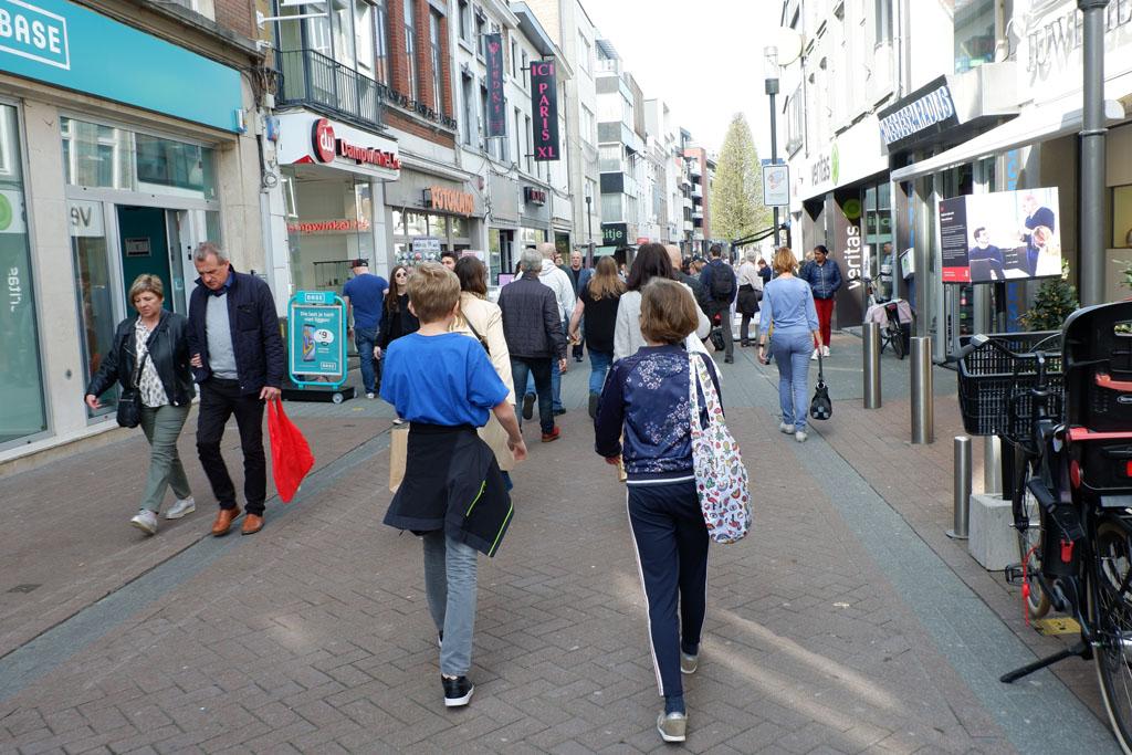 Shoppen in Hasselt is altijd een goed idee
