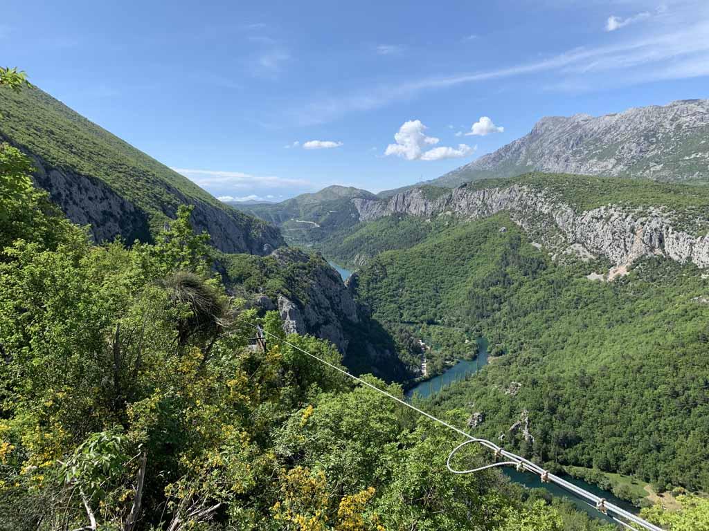 raften-in-kroatie-cetina-rivier12